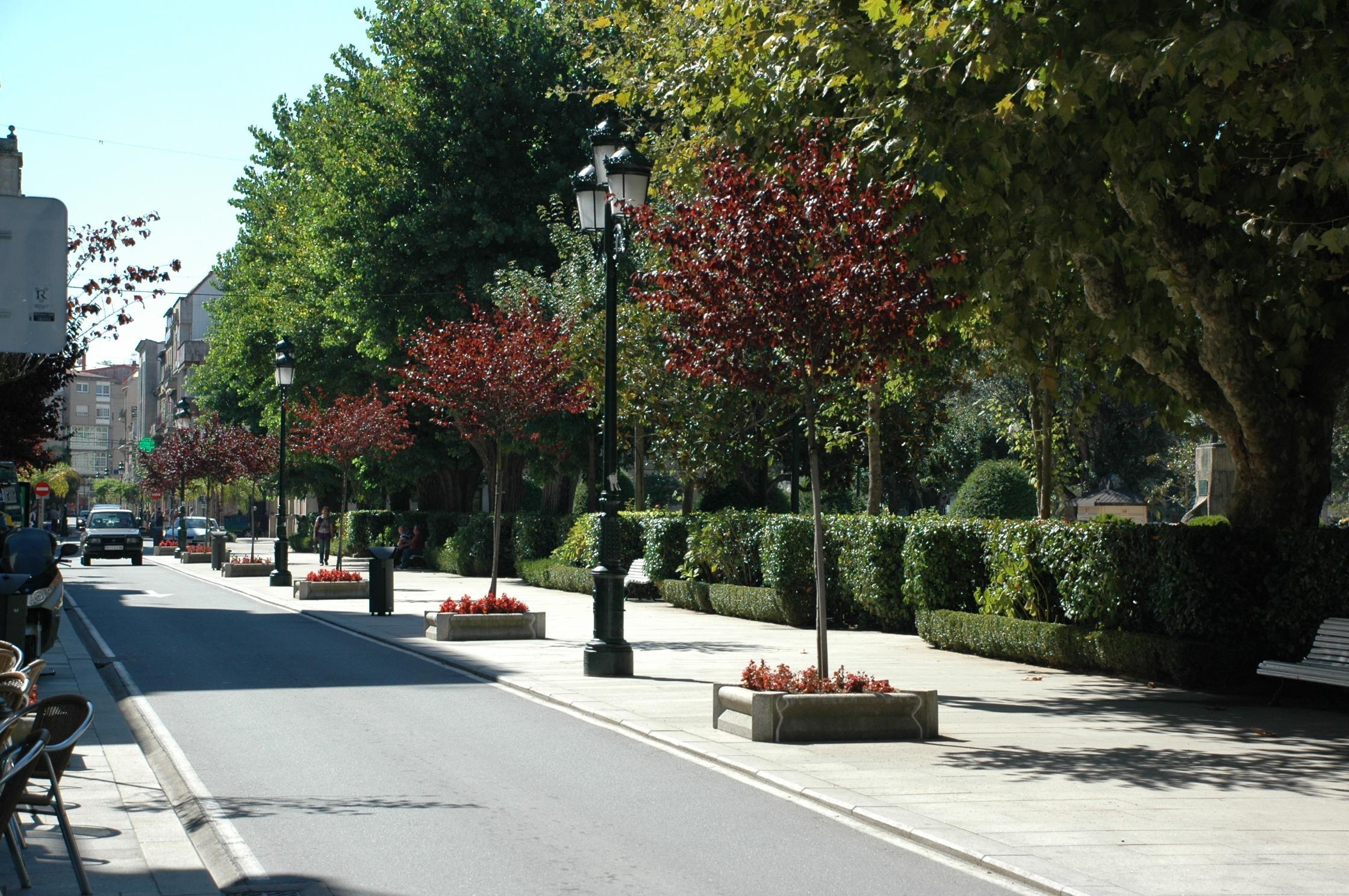 Redondela, Centro Comercial Aberto