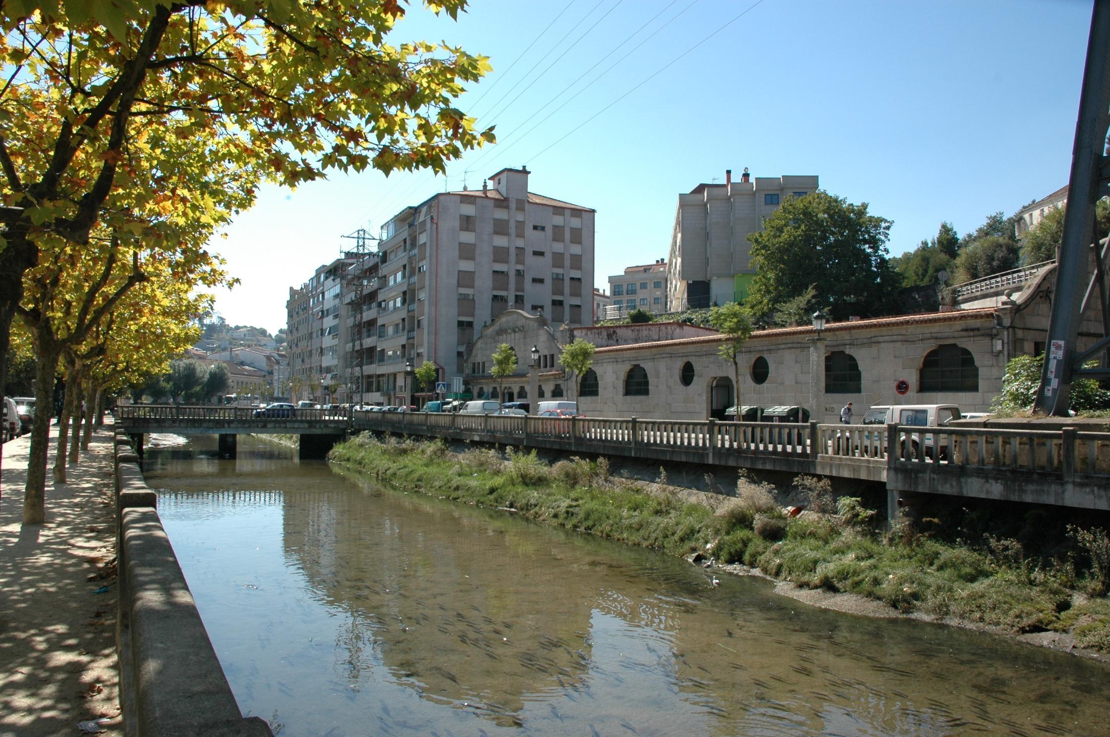 Plaza de Abastastos de Redondela