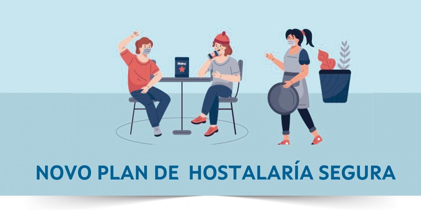 NOVO PLAN DE HOSTALARÍA SEGURA