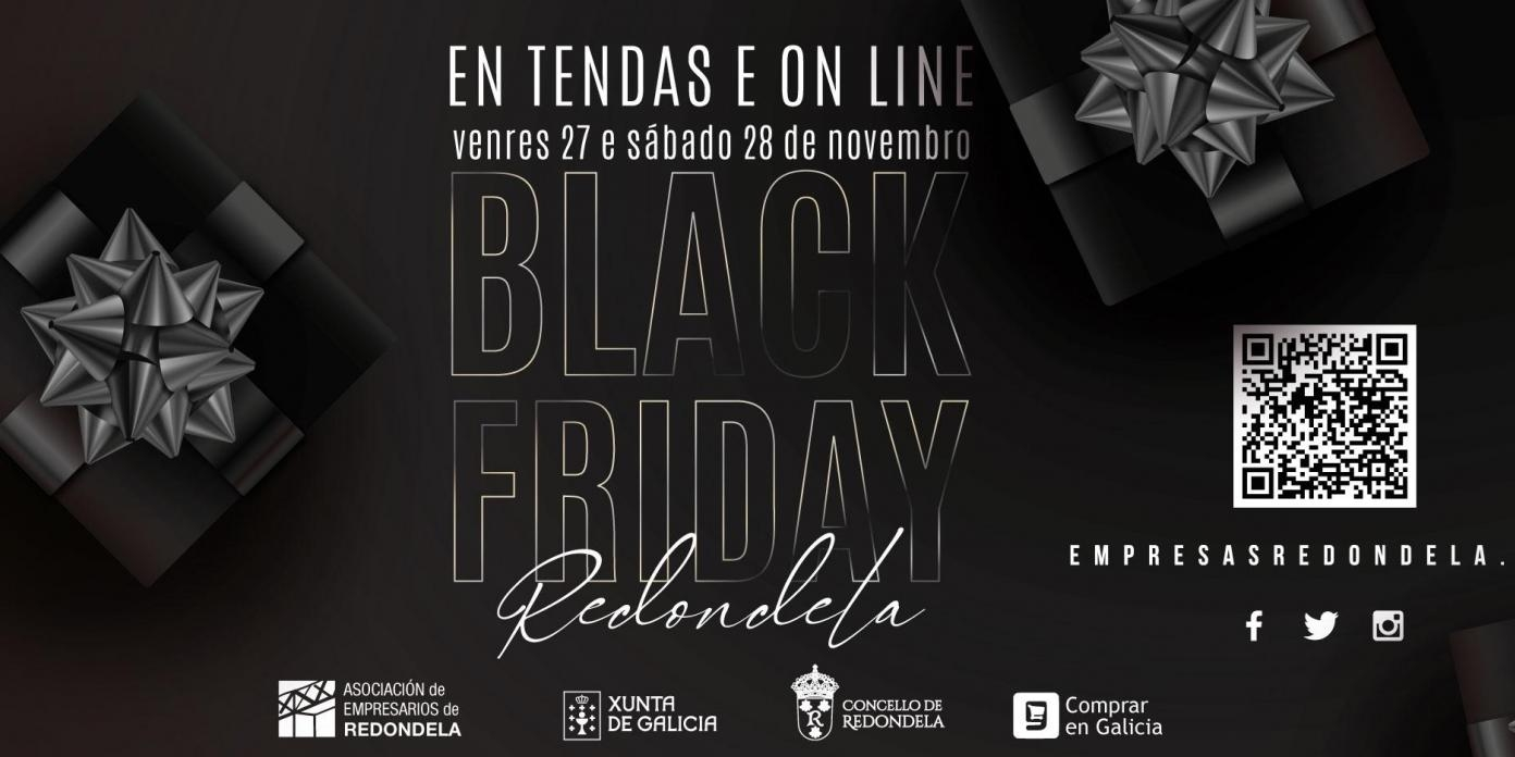 BLACK FRIDAY REDONDELA