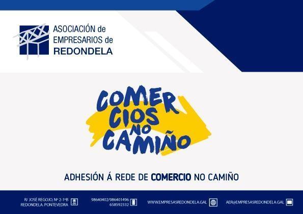 PROCEDEMENTO DE ADHESIÓN A REDE DE COMERCIOS NO CAMIÑO
