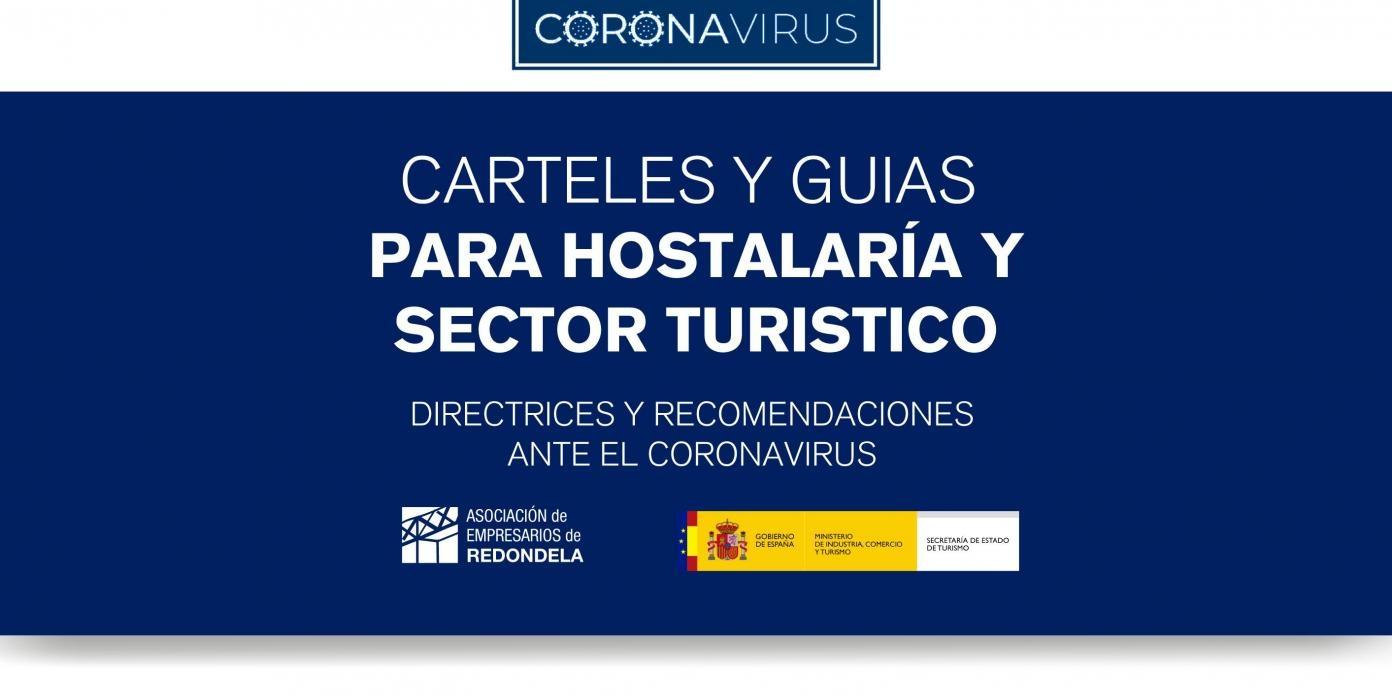 CARTELES Y GUÍAS PARA EL SECTOR HOSTELERO Y TURÍSTICO