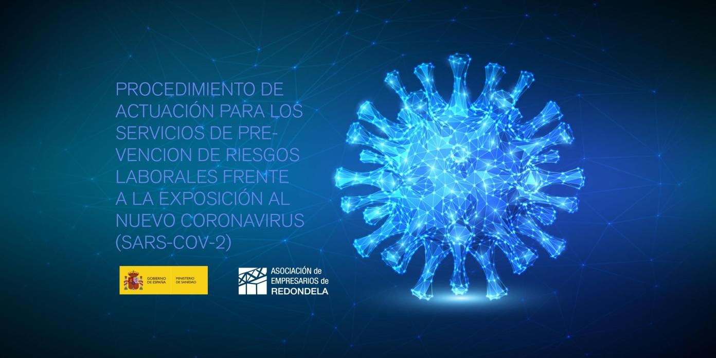 Procedemento de actuación para los servicios de prevención de Riesgos Laborales frente a la exposición al nuevo coronavirus (SARS-COV-2)