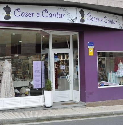 COSER E CANTAR