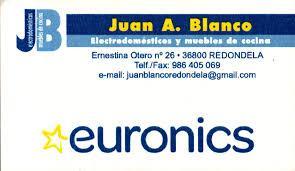 JUAN A BLANCO ELECTRO-MUEBLE, S.L.