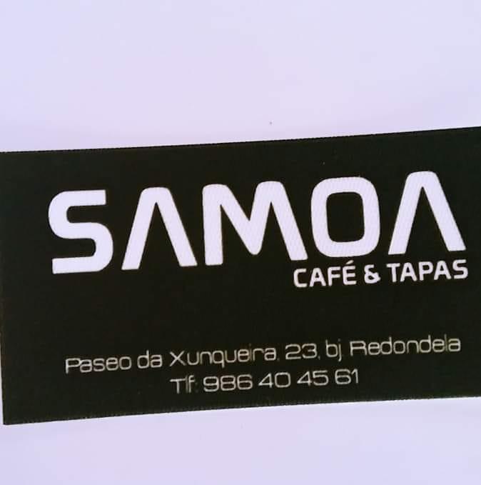 SAMOA CAFÉ & TAPAS